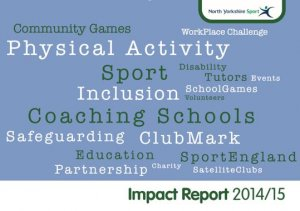 North Yorkshire Sport Impact Report 2014/15