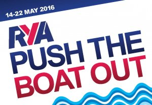 Push The Boat Out in May and Visit Sailing Centres