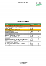 Download the Year 1 and 2 Team results here