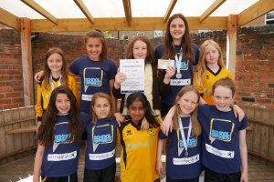 St Wilfrid's Student Sasha Wows with North Yorkshire School Games Report