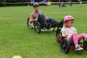 """A Great Day Out!"" Sports Day at Dalby Forest"