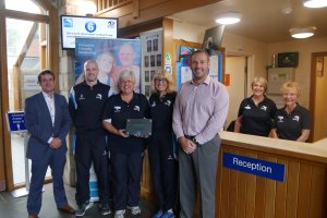 First Dementia Friendly Pool in North Yorkshire Launched on World Mental Health Day