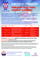 YCFC Holiday Courses FEB 17