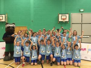 Sportshall Athletics winners crowned