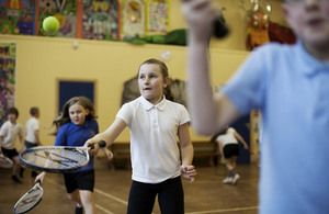 Schools to receive £415 million to transform facilities and help pupils get healthy start to life