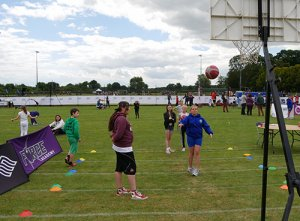 Free promotional activities for sports clubs
