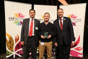 North Yorkshire Sport win National Impact Award