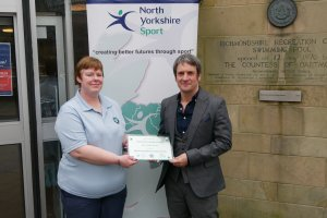 North Yorkshire Sport Promoting And Encouraging