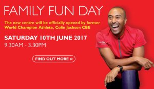 Scarborough Sports Village Family Fun Day