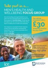 Men's Health and Wellbeing Focus Group