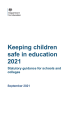 Keeping Children Safe in Education - Statutory guidance for schools and colleges - DFE 2016