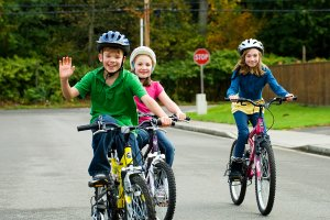 Become a Bikeability tutor for free!