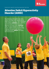 Impairment Factsheet ADHD