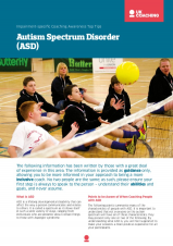 Impairment Factsheet Autism