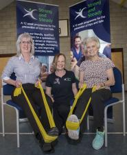 Activity sessions to reduce falls extended across the county