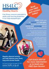 Harrogate Skills 4 Living Centre - Healthy Hearts