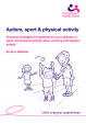 Autism sport physical activity
