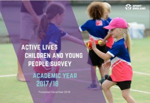 Landmark report reveals children's activity levels for the first time