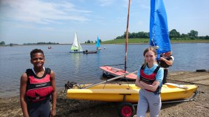 North Yorkshire Sailing Club Inspires Next Generation!