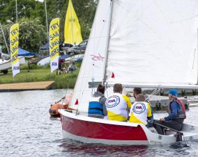 Try Sailing This May In Yorkshire!