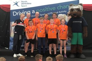 North Yorkshire School Games County Winners decided!