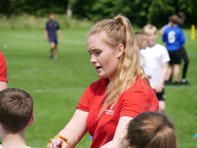 North Yorkshire School Games – An opportunity for local young volunteers