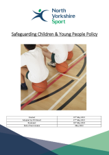 NYSport Safeguarding Children & Young People Policy & Procedures - Updated June 2018