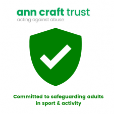 North Yorkshire Sport awarded  the Ann Craft Trust Safeguarding Adults in Sport Framework
