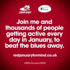 Get ready this January to get active every day, your way