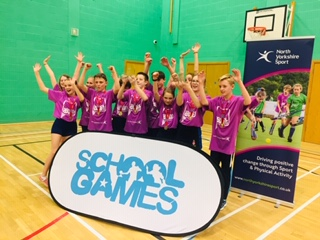 The Sportshall Athletics Champions are Crowned