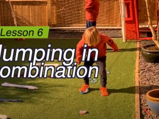 Lesson 6 - Jumping in Combination