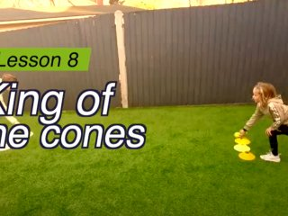 Lesson 8 - King of the Cones