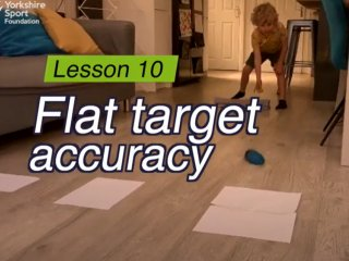 Lesson 10 - Flat Target Accuracy