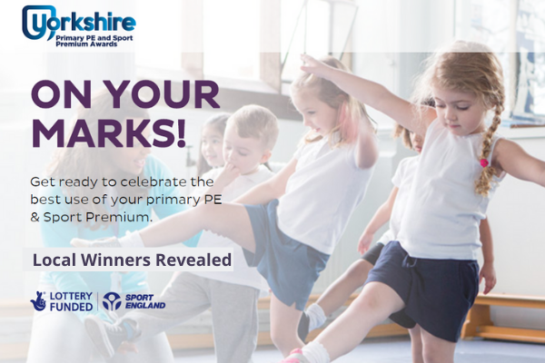 Yorkshire Schools Celebrate PE Success with Virtual Awards Ceremony