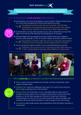 Top Tips for Engaging Older People in Activity