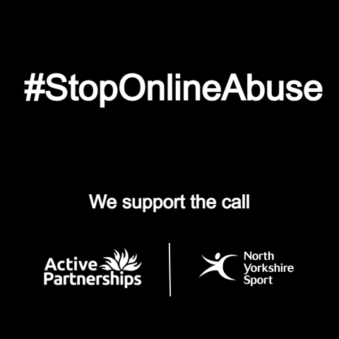 #StopOnlineAbuse - We Support the Call