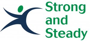 Strong and Steady Logo