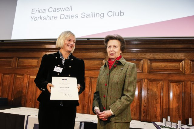 Royal Date for North Yorkshire Sailors