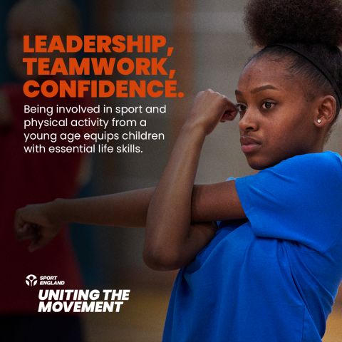 Uniting the Movement - Sport England's new 10 year Strategy is unveiled
