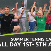 York Sport Junior Tennis Camps