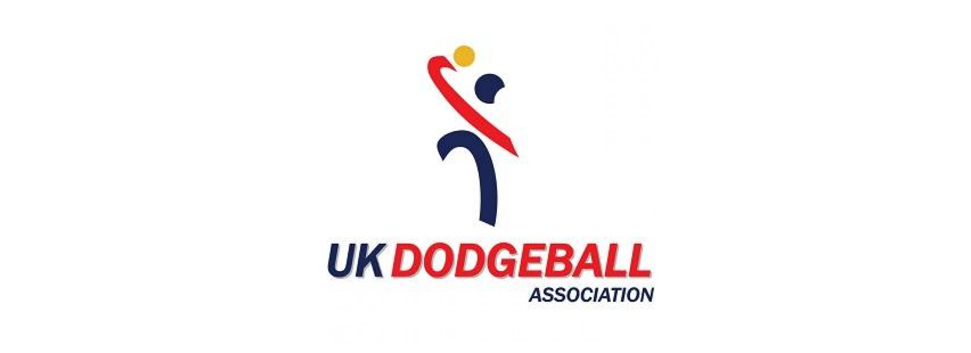 UKDBA Level 2 Award Dodgeball Banner