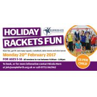 Rackets Fun at Half Term
