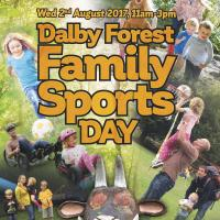Dalby Forest Sports Day