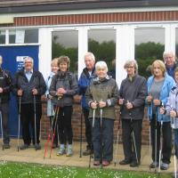 Learn To Nordic Walk Lifestyle Change Programme (Nordic Walking UK)