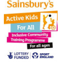 Active Kids For All Inclusive Training Icon