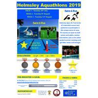 Helmsley Aquathlon Series 2019